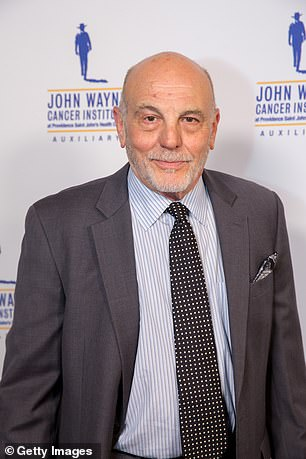 Carmen Argenziano dies aged 75, Stargate SG-1 and Godfather II actor | Daily Mail Online