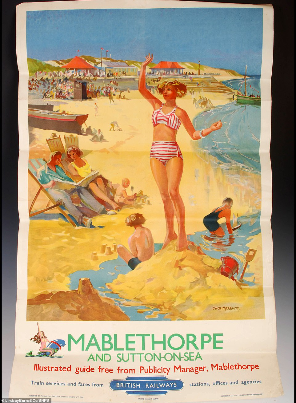 Posters Perth Original 1950s Railway Posters Celebrating Britain S Golden Age Of