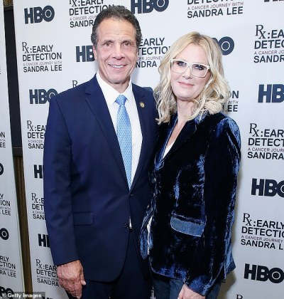 New York Governor Andrew Cuomo and girlfriend Sandra Lee deny separation rumors   Daily Mail Online