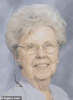 In 2019, Chemirmir was indicted on six more murder charges, including the murder of Doris Gleason (pictured), 92, on October 29, 2016
