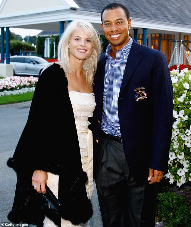 tiger woods wife pregnant with third baby