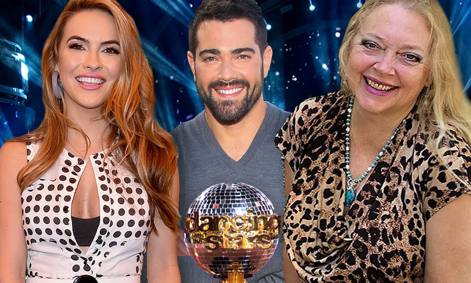 Dancing With The Stars Season 29 Celebrity Cast Is Revealed Plus Official Poster With Tyra Banks Daily Mail Online