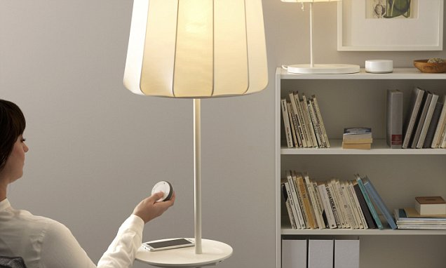 What Does Ikea Sell Ikea Is To Sell Smart Lightbulbs That Can Be Controlled