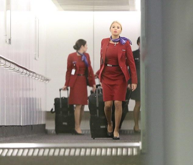 flight attendant resumes
