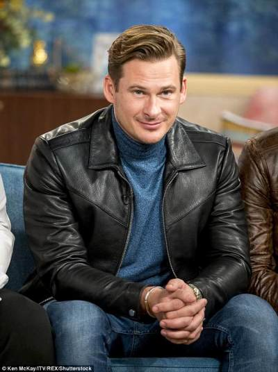 EastEnders' Lee Ryan 'quits his role as bad boy Woody Woodward | Daily Mail Online