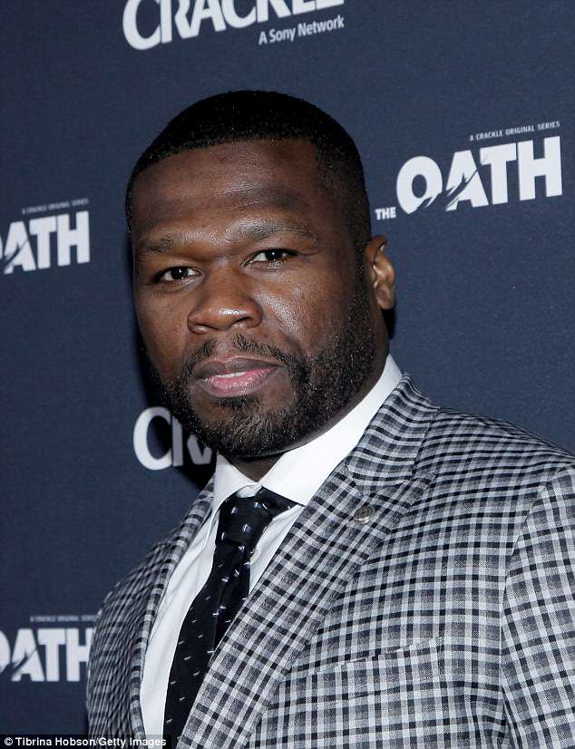 What is 50 Cent\u0027s net worth? Daily Mail Online