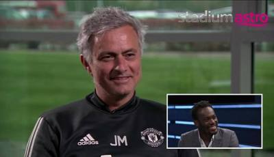 Jose Mourinho says he is Michael Essien's 'white daddy' | Daily Mail Online