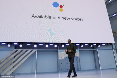 Google unveils Duplex tool coming to its Assistant that can call real humans to make a ...