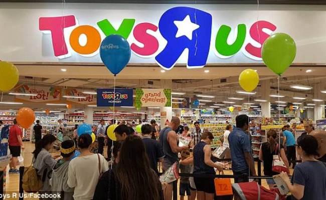 Toys R Us To Shut Down All 44 Stores Across Australia