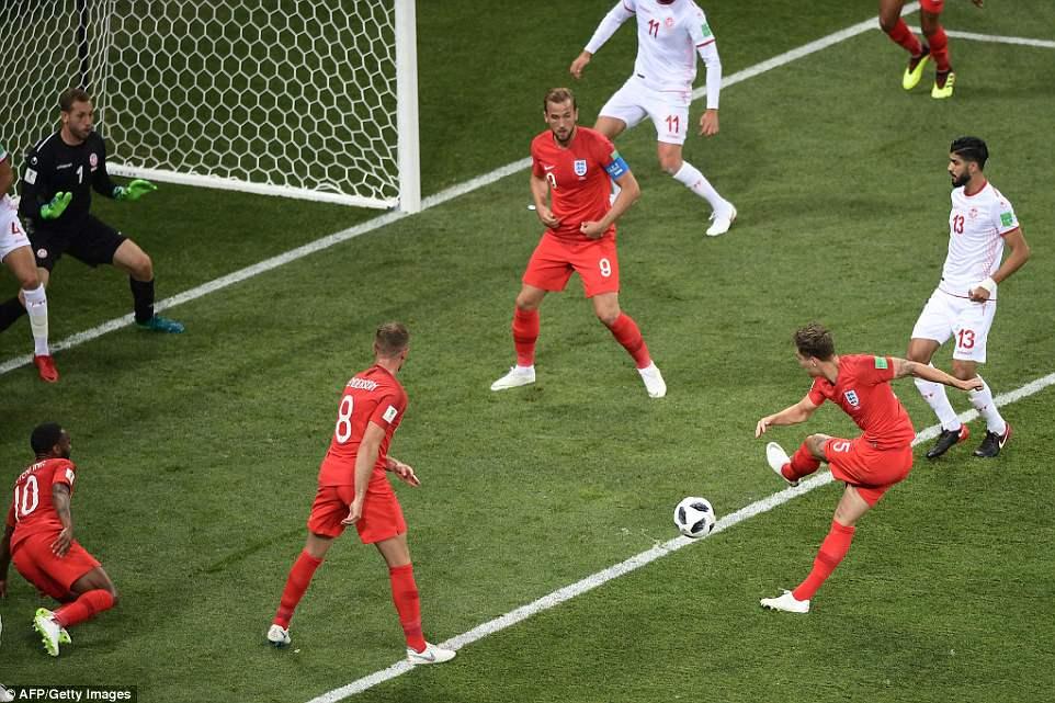 Tunisia 1 2 England Harry Kane To The Rescue In Injury