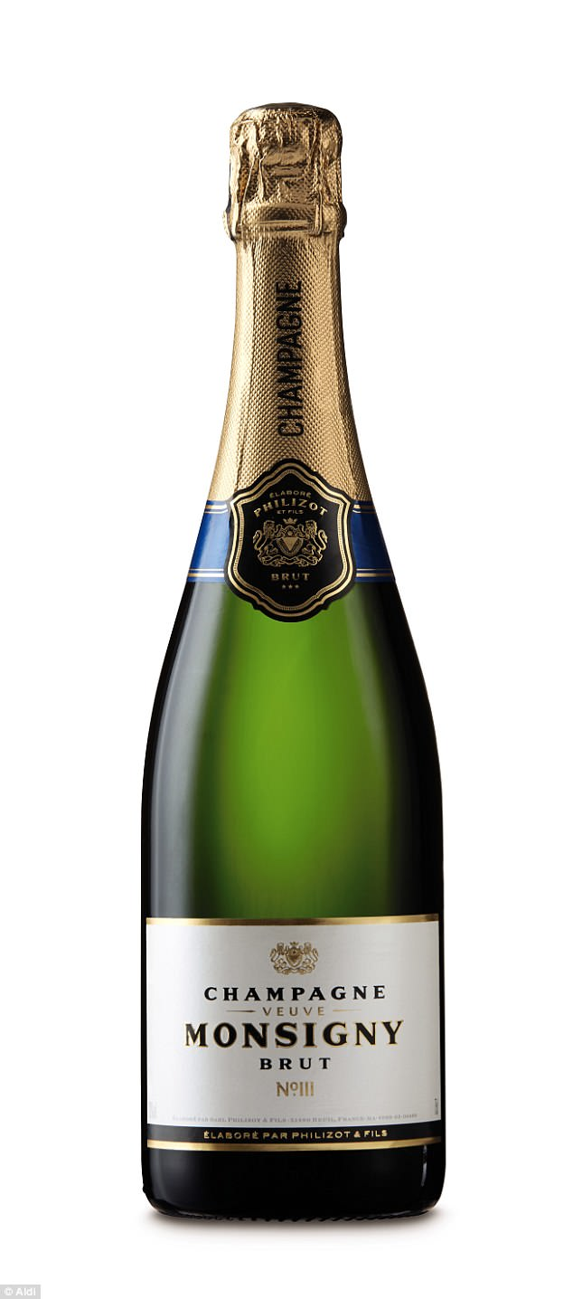 Led Stern Aldi Aldi Champagne Named As One Of The Best In The World At