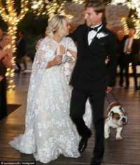 Kaley Cuoco marries Karl Cook in Southern Californian ...