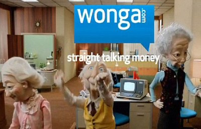 BREAKING NEWS: Payday loans firm Wonga collapses into administration | Daily Mail Online
