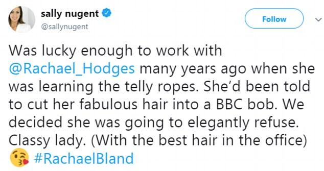BBC news presenter Rachael Bland dies aged 40 after cancer battle