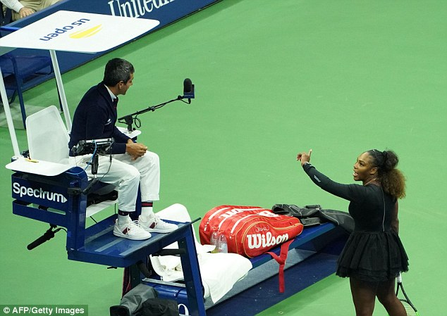 Fighting For All Women Serena Williams39 Us Open Outburst