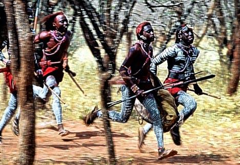 nude haitian men