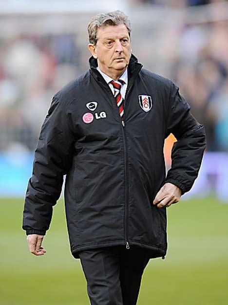 Roy Hodgson tại FullHam