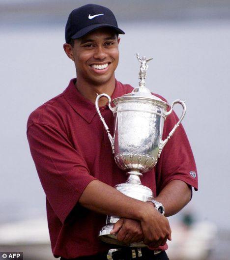 tiger woods 2008 us open highlights