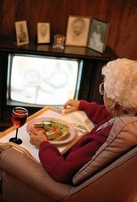 The TV set that keeps an eye on Alzheimer's sufferers ...