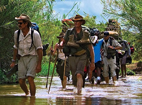 A disaster,I presume A jungle trek in Dr Livingstone\u0027s footsteps
