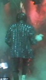 Michael Jackson Hair Fire
