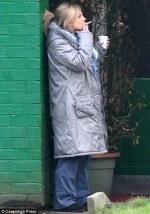 Tina O Brien Smoking