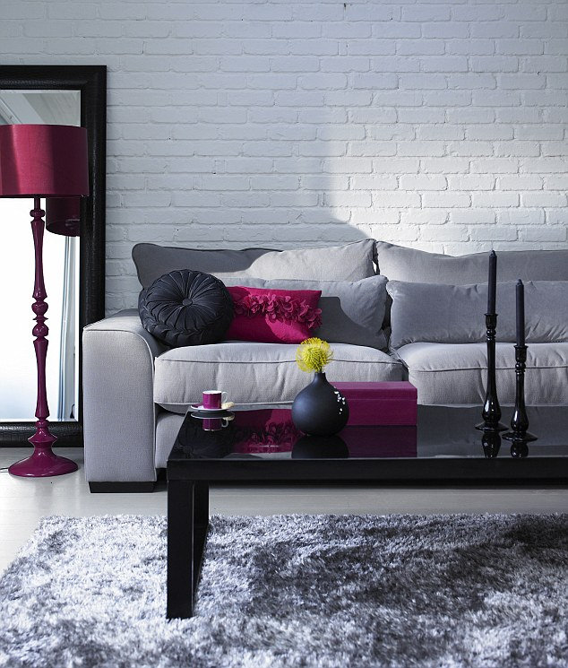 Sofa Design Grey Colour From Stylish Silver To Steel,slate And Stone,grey Is This