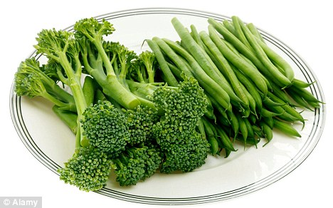 Why Frozen Vegetables Are Fresher Than Fresh | Daily Mail Online