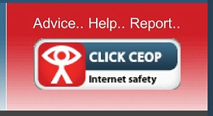 The panic button as seen on other sites