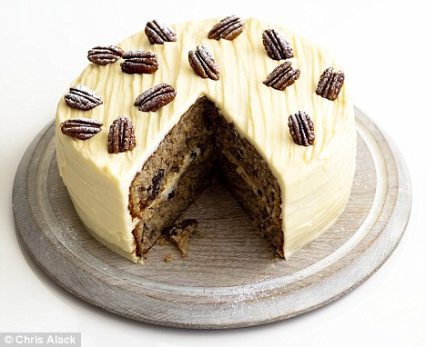 Recipe Hummingbird Cake Daily Mail Online