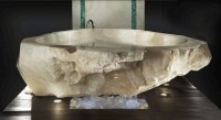 530,000 solid crystal bathtub on display at Harrods ...