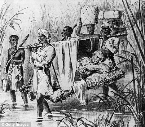 Dark side of Dr David Livingstone New letter casts explorer in