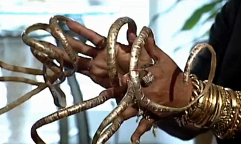 Woman Grows Fingernails To 24 Inches In Quest To Become