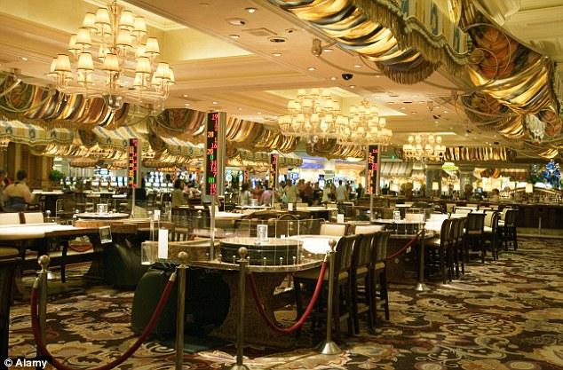 bellagio casino poker