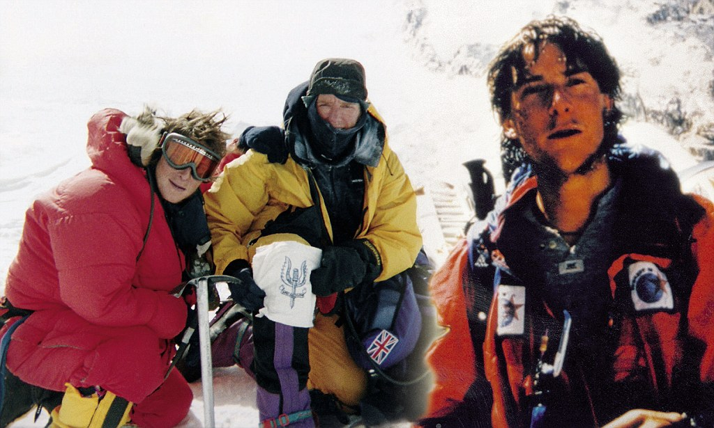 Cop Car Wallpaper Bear Grylls How Climbing Everest Was A Perfect Cure For