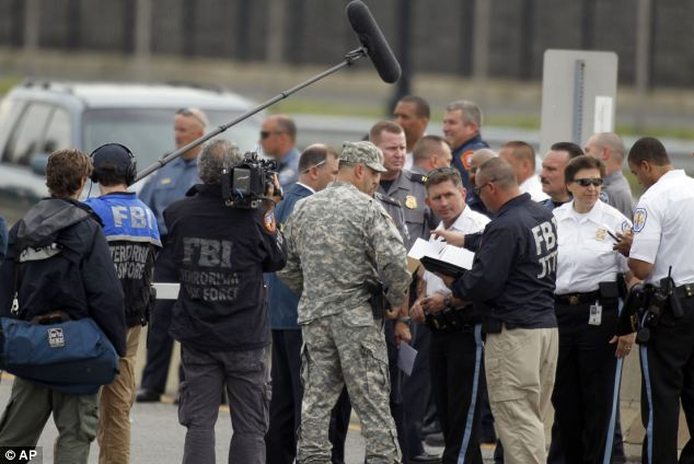 Man with a suspicious device detained at the Pentagon Daily Mail