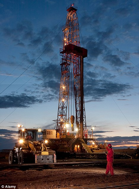 Who doesn\u0027t like high oil prices? Halliburton profits jump