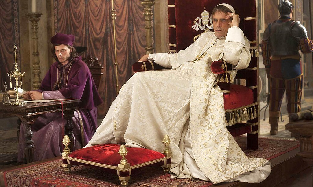 The Borgias An Orgy Loving Pope And His Incestuous