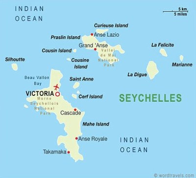 Shark attack: Tourism operators say bookings to Seychelles remain strong | Daily Mail Online