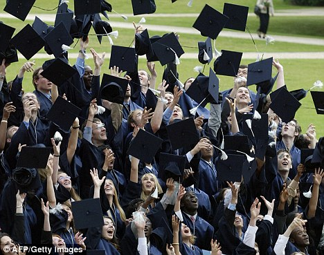 Quarter of graduates haven\u0027t found a job three YEARS after leaving