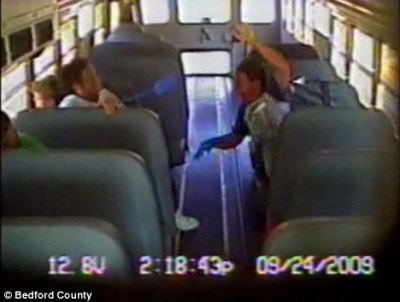 Timothy Kilpatrick: Horrific video shows 11-year-old autistic boy kicked, choked and hit | Daily ...