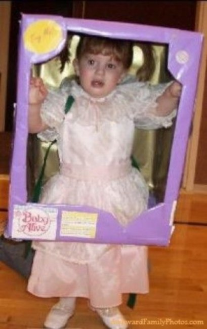 Baby Alive Doll Pen Awkward Family Photos Website Reveals Horror Halloween