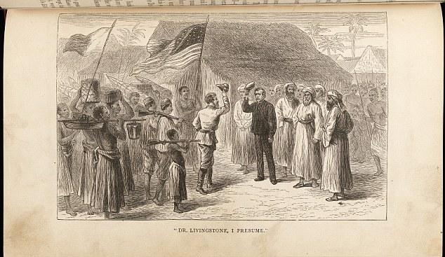 David Livingstone Discrepancies in explorer\u0027s account of Zanzibar - dr livingstone i presume accessories