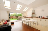 Dining rooms are dying out as homeowners favour open plan ...