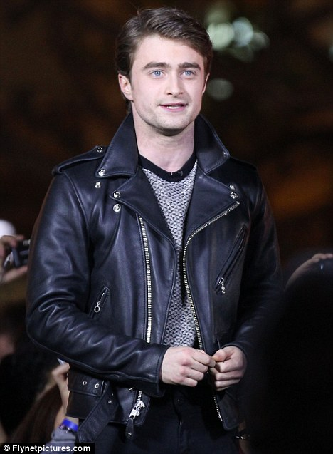 behind the scenes harry potter article