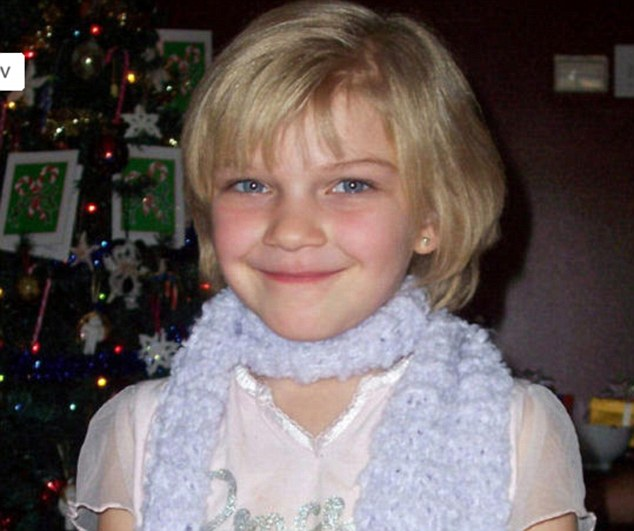 Disturbing case: Victoria 'Tori' Stafford was only eight-years-old when she was abducted, sexually assaulted and murdered by a couple who were high on drugs