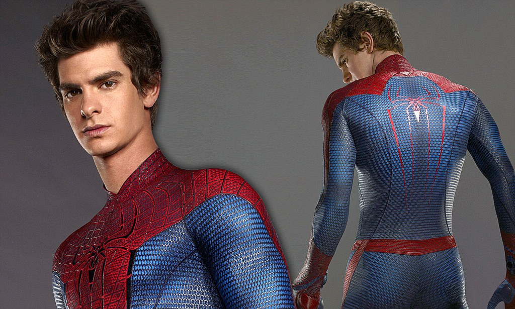 Andrew Garfield Shows Off His Toned Body In The New Look