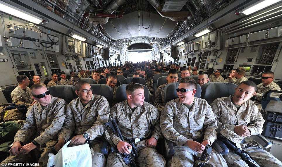 Room For One More Stunning Pictures Of Us Troops