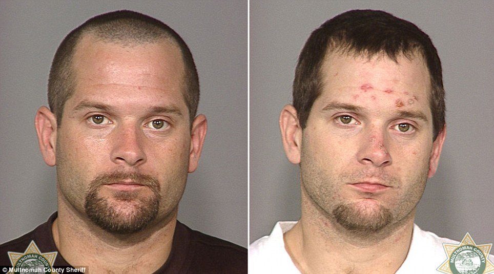 Faces of Meth: Before and After