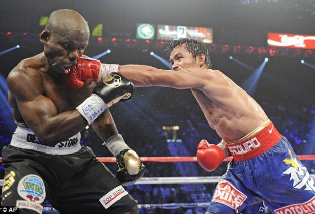 What next? The hotly anticipated fight with Mayweather may not happen now